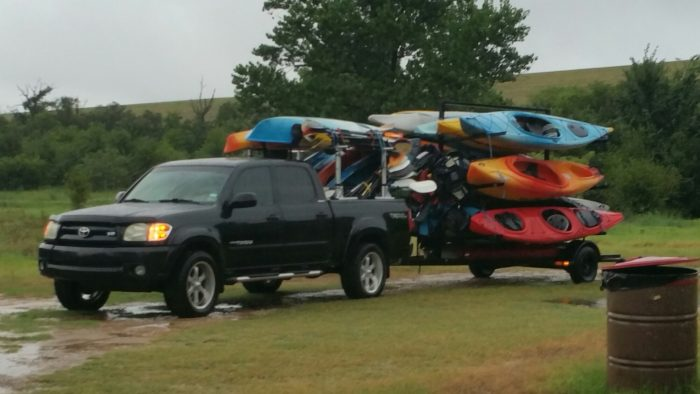 Kayak, Canoe and Raft Rental