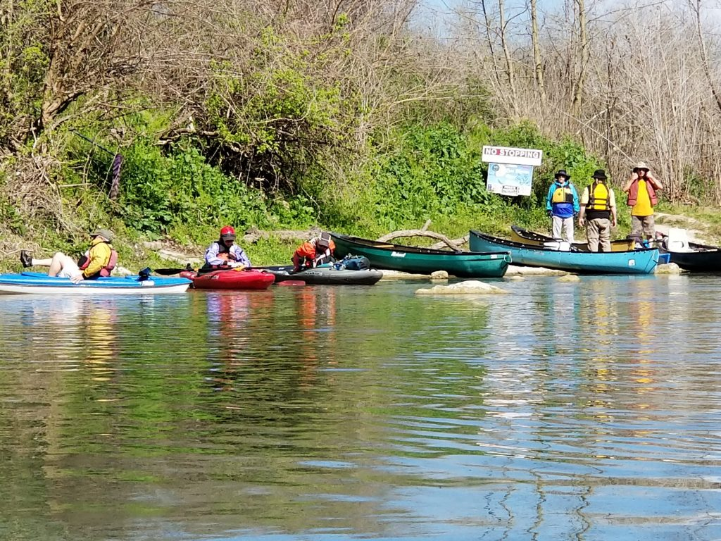 San Marco's river clean up